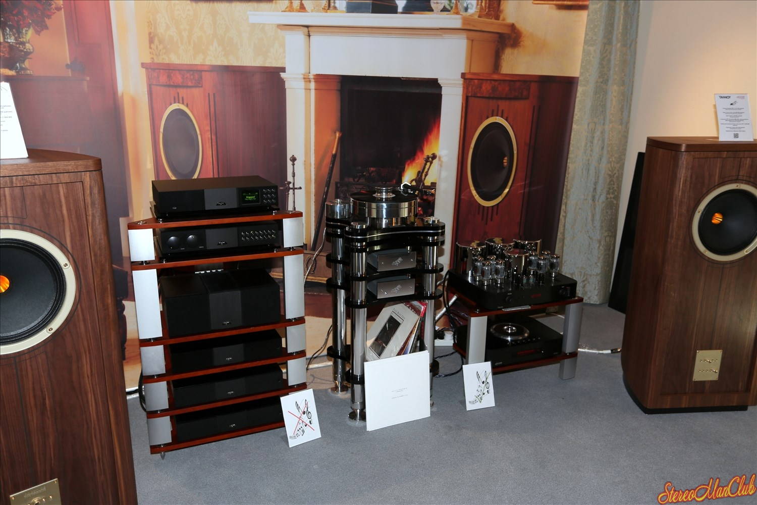 Репортаж с выставки Hi-Fi & High End Show 20-23 апреля 2017 года